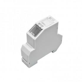 Adapter na szynę DIN BKT TYP-A, ekranowany, keystone