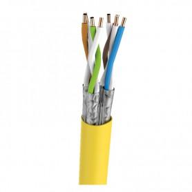 "Poziomy organizator kabli 1U 19"" - elastyczny"