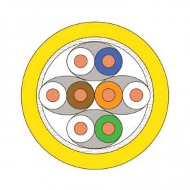 Szafka wisząca dwupłaszczowa BKT 590/380 IP55 RAL7035