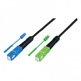 Patchcord LC/PC-ST/PC OM4 50/125μm DX