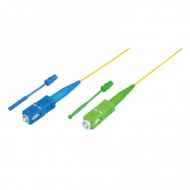 Patchcord LC/PC-ST/PC OM1 62,5/125μm DX