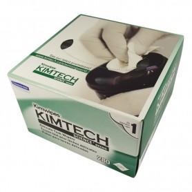 Chusteczki bezpyłowe KIMTECH 120x120mm, 280szt.