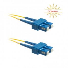 Patchcord SC/UPC-SC/UPC OS2 G652D 9/125μm DX PREMIUM