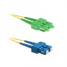 Patchcord SC/UPC-SC/APC OS2 G652D 9/125μm DX