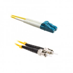 Patchcord LC/UPC-ST/UPC OS2 G652D 9/125μm DX