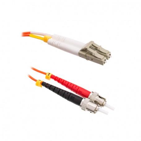 Patchcord LC/PC-ST/PC OM2 50/125μm DX