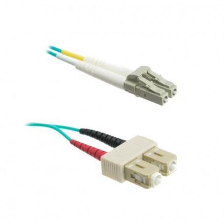 Patchcord LC/PC-SC/PC OM3 50/125μm DX