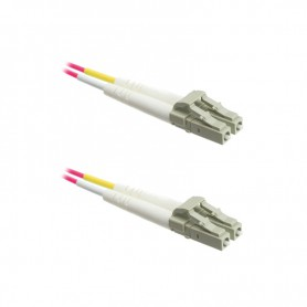 Patchcord LC/PC-LC/PC OM4 50/125μm DX