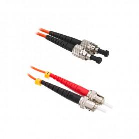 Patchcord FC/PC-ST/PC OM1 62,5/125μm DX