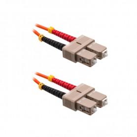 Patchcord SC/PC-SC/PC OM1 62,5/125μm DX