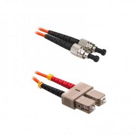 Patchcord FC/PC-SC/PC OM1 62,5/125μm DX