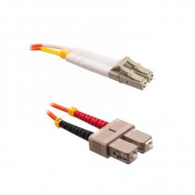 Patchcord LC/PC-SC/PC OM1 62,5/125μm DX