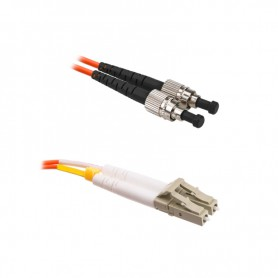 Patchcord FC/PC-LC/PC OM1 62,5/125μm DX