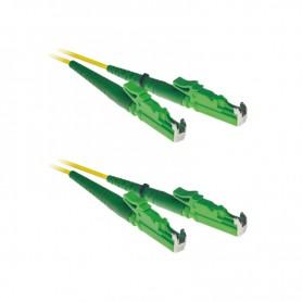Patchcord E2000/APC-E2000/APC OS2 G652D 9/125μm DX 1m