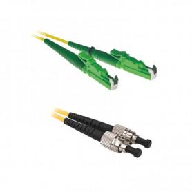 Patchcord E2000/APC-FC/UPC OS2 G652D 9/125μm DX 1m