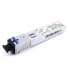 SFP SM 1.25Gb/s WDM SC simplex