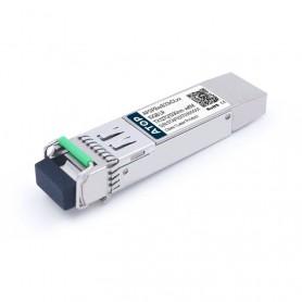 SFP+ SM 10Gb/s WDM LC simplex