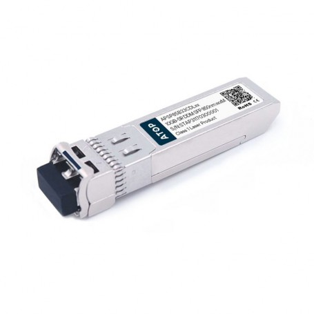 Transceiver SFP+ LC/DX APSP85B33CDL03 0~70°C