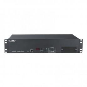 """ATS Basic BKT 2U 19"""" 1xIEC60309 32A/250V(na kablu) wtyk:2xIEC60309 32A/250V (na kablu)"""