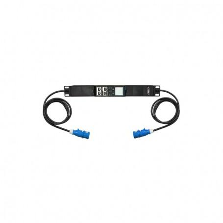 Uniwersalny moduł monitoringu zasilania jednofazowego BKT BPS2500 16A/250V