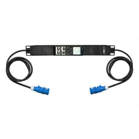 Uniwersalny moduł monitoringu zasilania jednofazowego BKT BPS2500 32A/250V