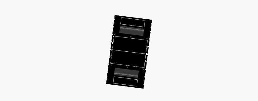 Wyposażenie Szaf 4DC
