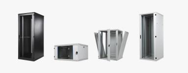 Szafy IT Dystrybucyjne, Serwerowe, Wiszące, Kolokacyjne, Akcesoria