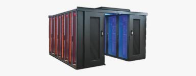 Zabudowa 4DC - Data Center