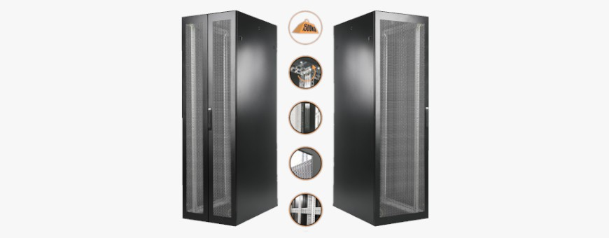 4DC server cabinets