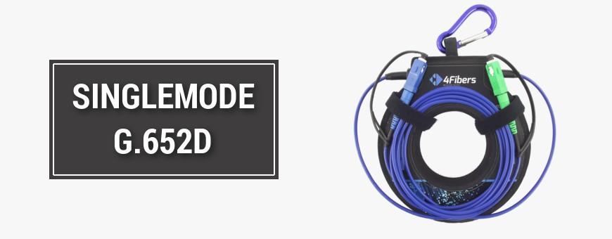 G.652D singlemode launch cables