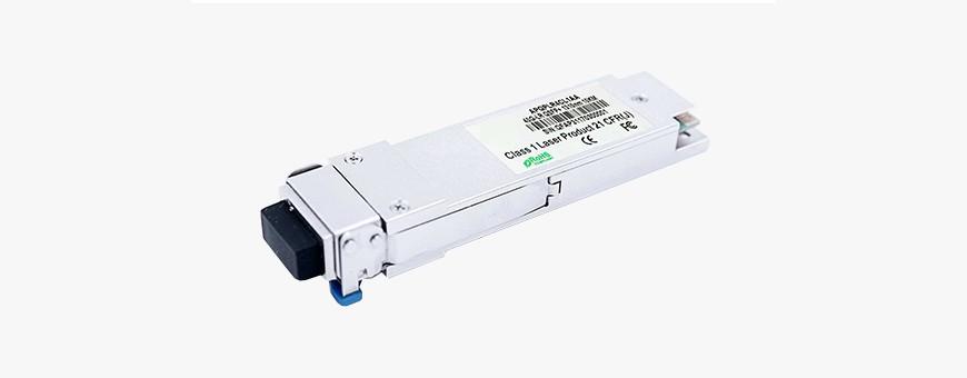 Moduł Optyczne - Wkładki QSFP+ do 40Gb/s