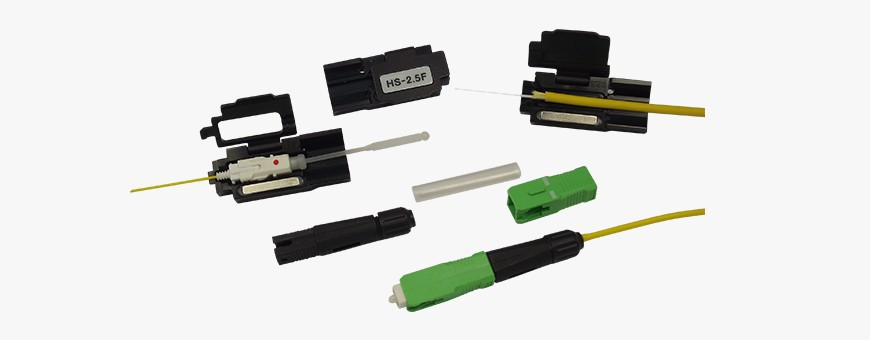 SOC Connectors - Customized for UCL Swift Fusion Splicers