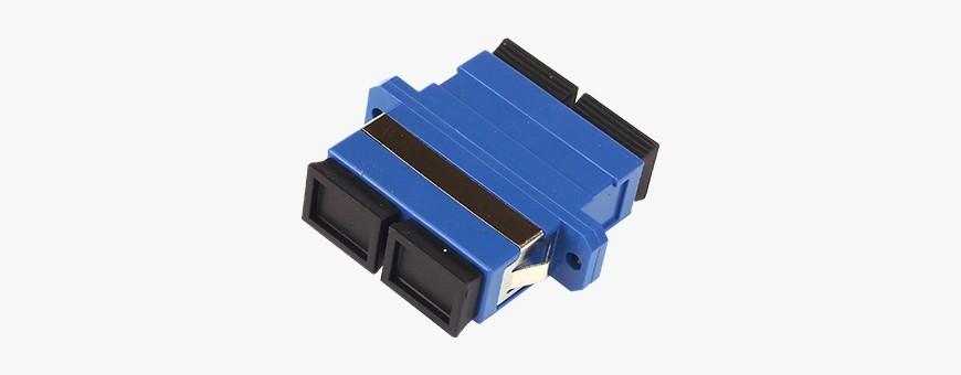 Singlemode Fiber Optic Adapters