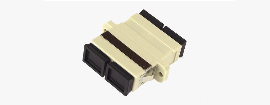 Fiber Optic Multimode Adapters