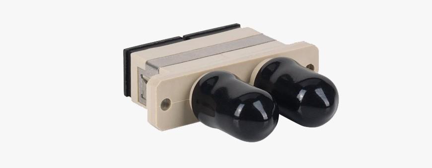 Hybrid Fiber Optic Adapters