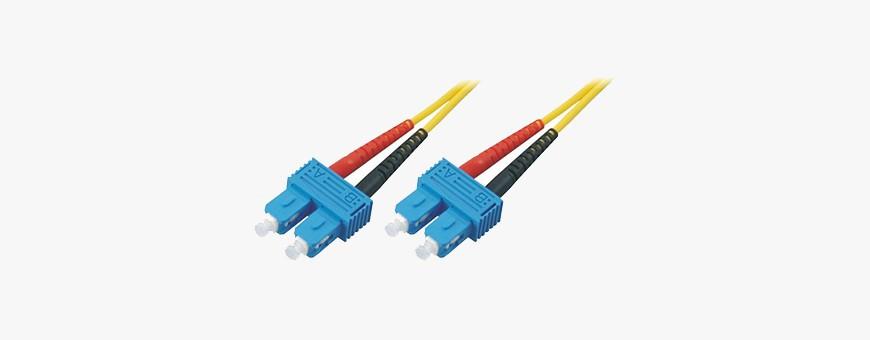 Singlemode SM G.652 Fiber Optic Patchcords - PREMIUM Quality