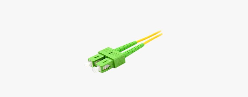Singlemode SM G.657 Fiber Optic Patchcords - PREMIUM Quality