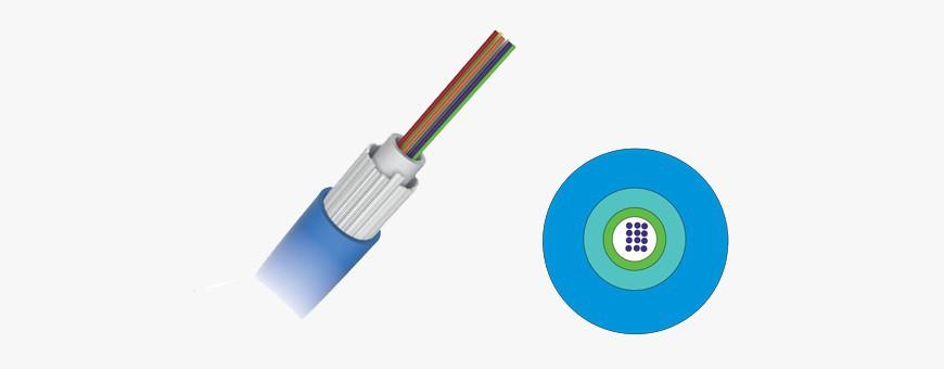 Universal Fiber Optic Cables. Indoor-Outdoor