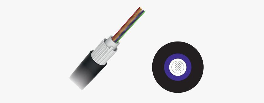 Outdoor Fiber Optic Cables