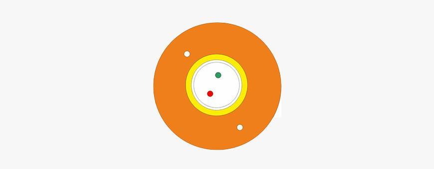 Kable Światłowodowe Typu DAC do FTTH