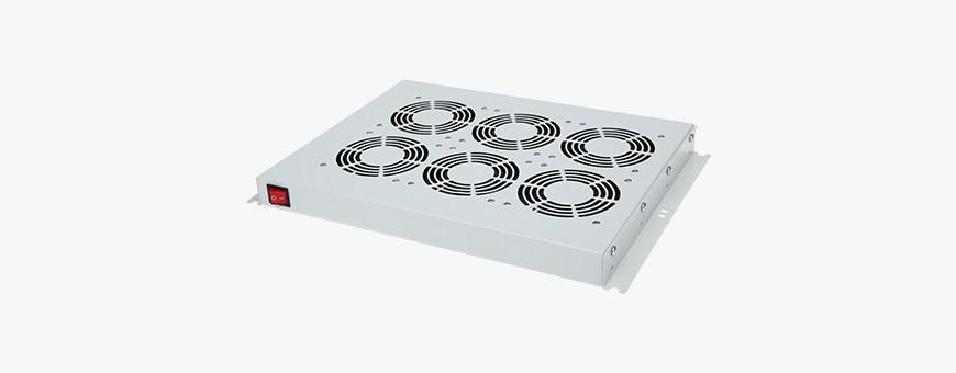 Ventilation panels for Rack Cabinets 19''